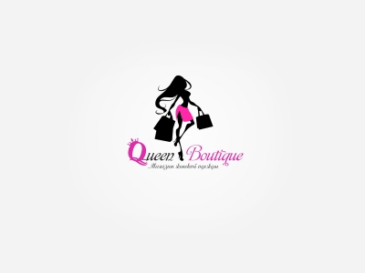 Логотипа Queen Boutique